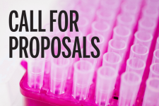 Call for proposals.