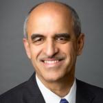 Srikant Datar, Dean of Harvard Business School.