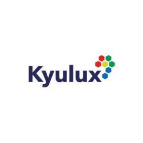 Kyulux logo.