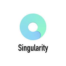 Singularity logo.
