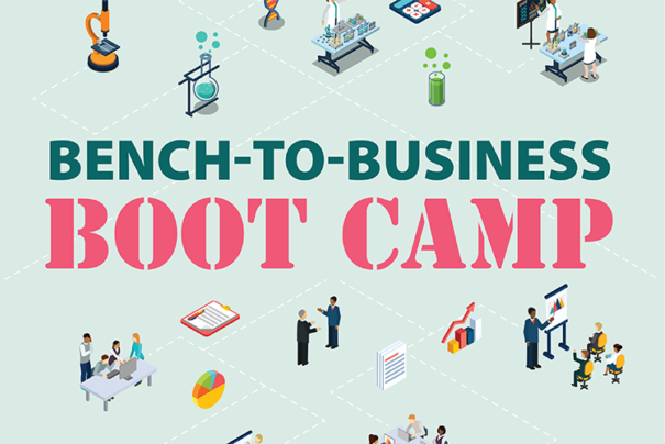 Bench-to-Business Boot Camp.
