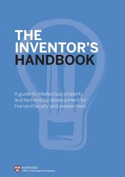 Inventors Handbook cover 250 352