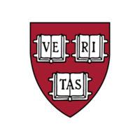 Harvard Veritas insignia.